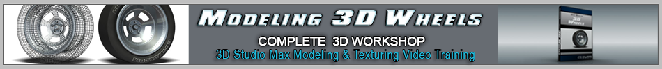 3D Wheels Promo