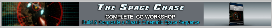 Space Chase Promo